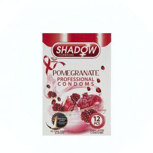 کاندوم شادو ۱۲ عددی مدل pomegranate