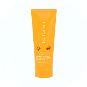 ضد آفتاب spf50 لافارر مخصوص پوست خشک