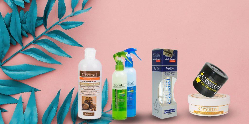 سایت محصولات بهداشتی کریستال